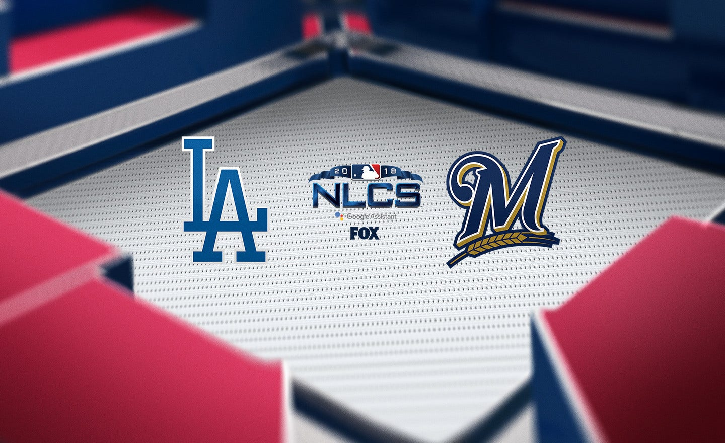 NLCS Game 6: Dodgers at Brewers