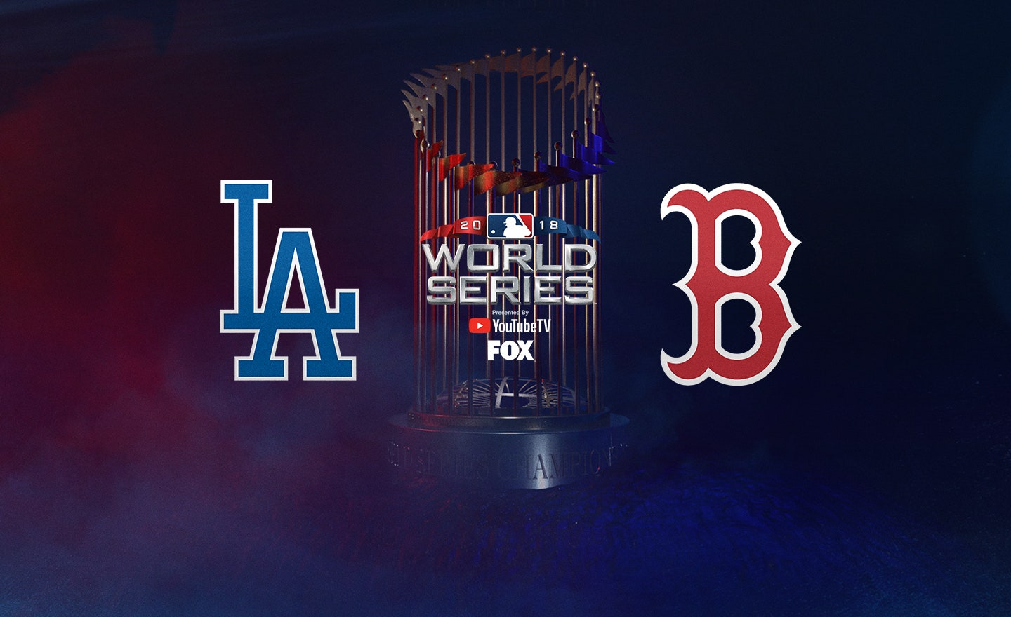 World Series Game 1: Dodgers at Red Sox