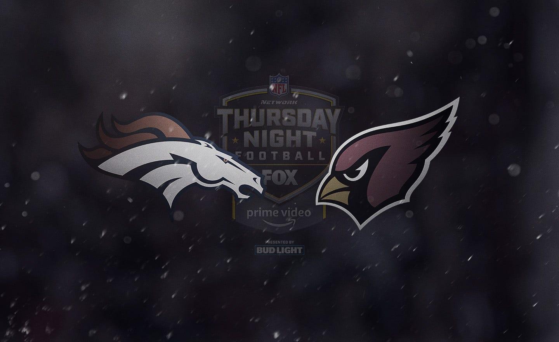 Broncos vs Cardinals