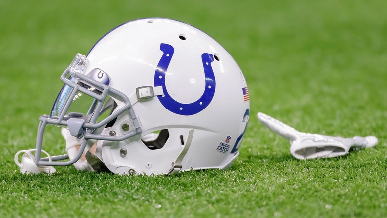 Colts sign five draft picks and nine undrafted rookies