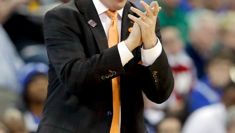 Clemson, coach Brad Brownell looking for more after NCAA run