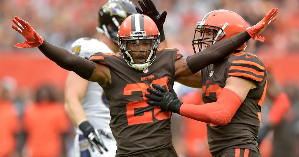 Browns starting CB Gaines to miss game with concussion