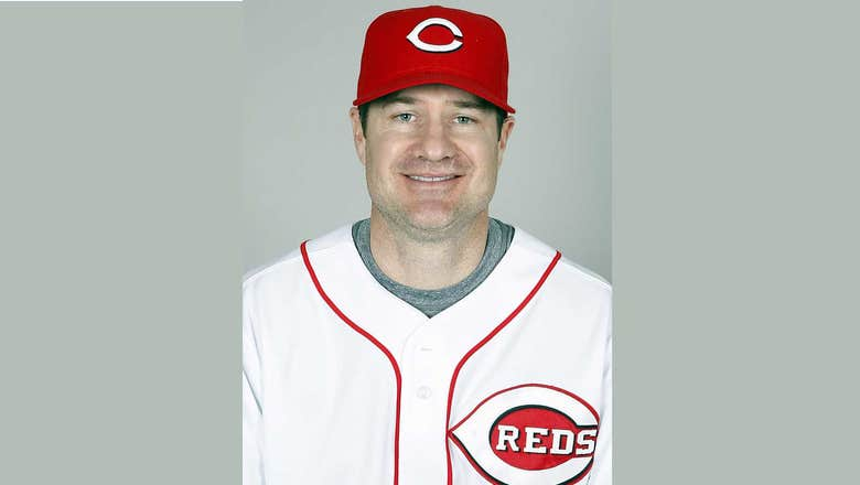 Reds name Cincinnati-native David Bell manager