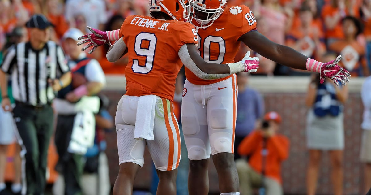 No. 2 Clemson's goal: Forget style points, just keep winning