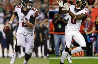 Steelers, Falcons eye urgent Octobers after September slide