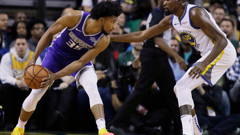 Kings will rely heavily on younger players Fox, Bagley