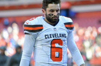 Browns' Mayfield ready to get past 'worst loss' of career