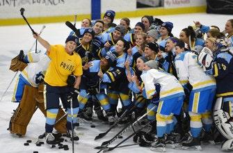 APNewsBreak: Commish: 1 women's hockey league 'inevitable'