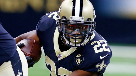 <p>               FILE - In this Aug. 17, 2018, file photo, New Orleans Saints running back Mark Ingram (22) carries the ball in the first half of a preseason NFL football game against the Arizona Cardinals in New Orleans. Ingram is back from a four-game suspension, returning to an offense that did fine without him. Still, the Saints view Ingram's return as significant for a number of reasons. (AP Photo/Butch Dill, File)             </p>