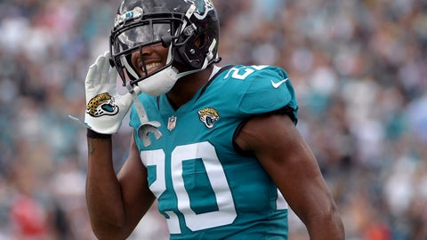 <p>               FILE - In this Sept. 16, 2018, file photo, Jacksonville Jaguars cornerback Jalen Ramsey (20) reacts after a play during the first half of an NFL football game against the New England Patriots in Jacksonville, Fla. Ramsey doesn't view Kansas City Chiefs speedster Tyreek Hill as much of a matchup concern. At least not as a receiver. Ramsey fired back at Hill by pointing out that his two Pro Bowl appearances came as a kick return specialist.  (AP Photo/Phelan M. Ebenhack, File)             </p>