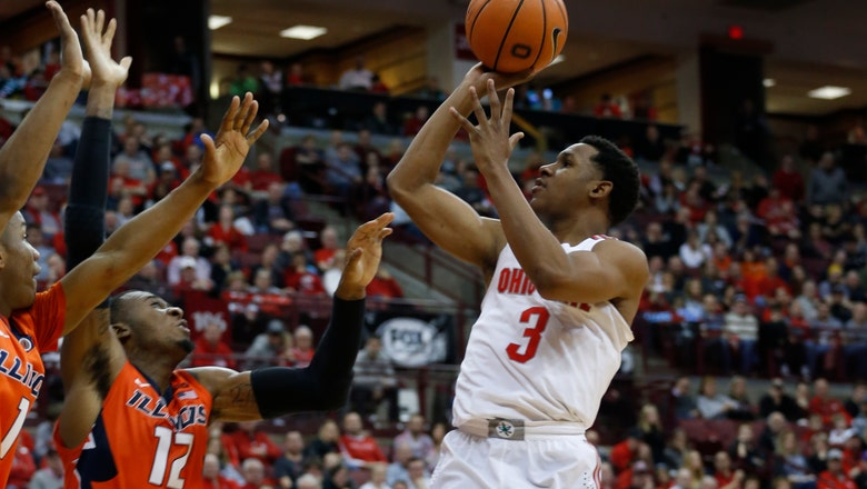 Ohio State lineup gets a revamp after stars depart