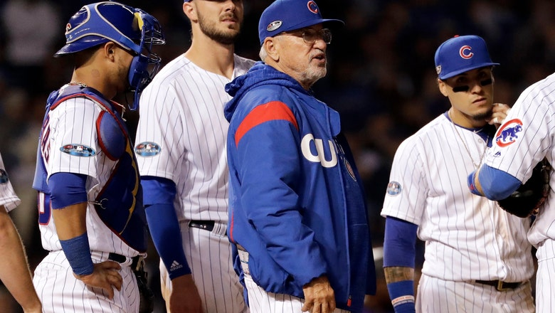 Epstein: Maddon to return for fifth season as Cubs manager