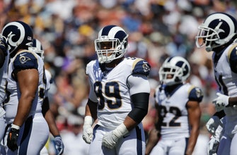 Even at 5-0, LA Rams still determined to improve run defense
