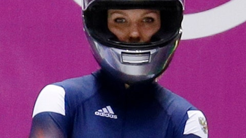 <p>               FILE - In this Feb. 18, 2014 file photo, Nadezhda Sergeeva, of Russia, prepares for the first run during the women's two-man bobsled competition at the 2014 Winter Olympics, in Krasnaya Polyana, Russia. The Court of Arbitration for Sport says it has lifted a provisional ban imposed on one of the two Russian athletes who tested positive for doping at the Pyeongchang Olympics. The court says a contaminated product caused bobsled driver Nadezhda Sergeeva's positive test for trimetazidine in South Korea in February. (AP Photo/Natacha Pisarenko, File)             </p>