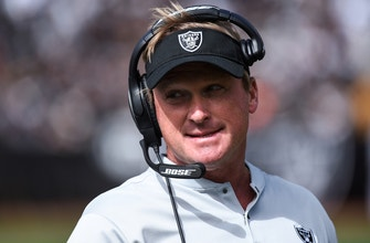 Colin Cowherd on Raiders falling to 1-5 with loss to Seahawks: 'The Raiders are stuck with Gruden'