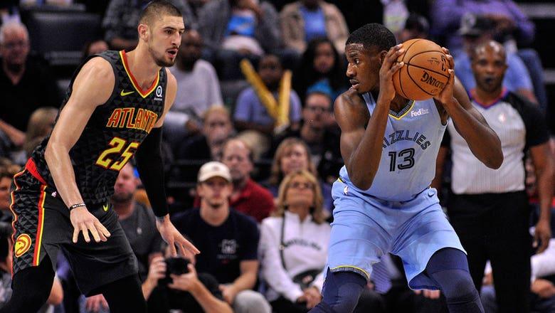 Grizzlies notch first win of season behind Garrett Temple, Jaren Jackson Jr.