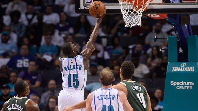 Kemba Walker Highlight Reel | Hornets star pours in 41 points in season opener