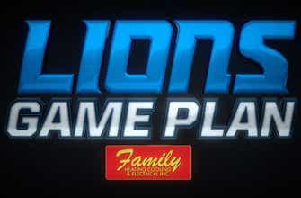Lions Game Plan 10.11.18 (VIDEOS)