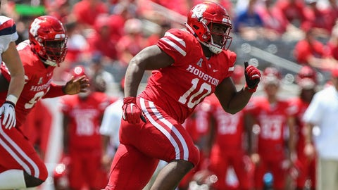 ON THE RISE: Ed Oliver, Houston DT
