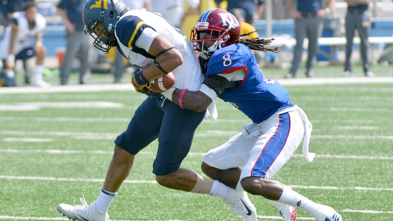 Jayhawks must find way to limit Mountaineers' prolific receivers