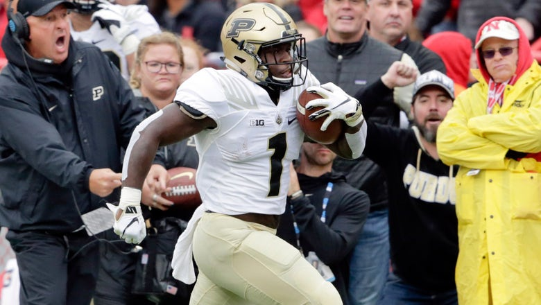 Purdue needs win over Illinois to keep bowl hopes within reach