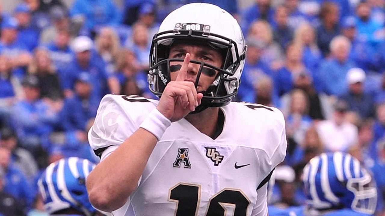 new style 6fa4a ca06e UCF's McKenzie Milton poised to make move in Heisman Trophy race
