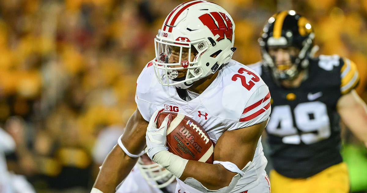 Track pushed Badgers star Jonathan Taylor to next level | FOX Sports
