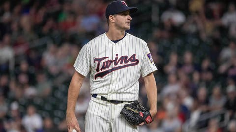 BEST WIN - Twins 3, Yankees 1 (Sept. 12)