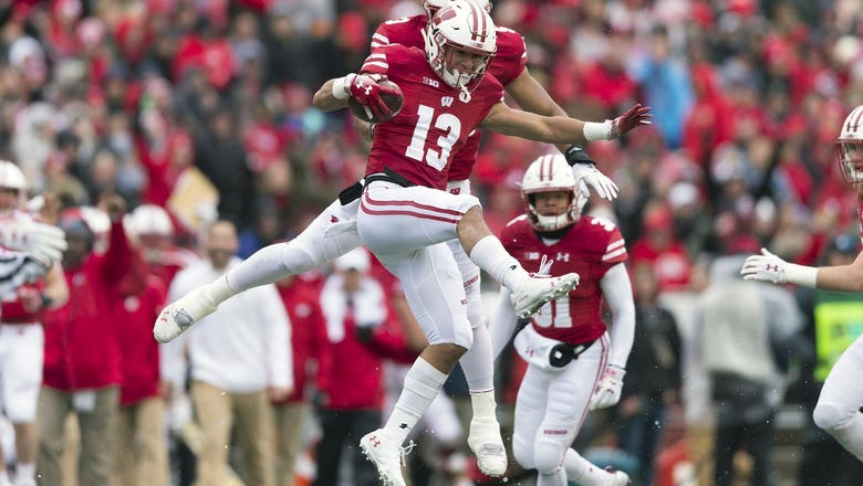 Badgers emphasize turnovers as big test with Northwestern awaits