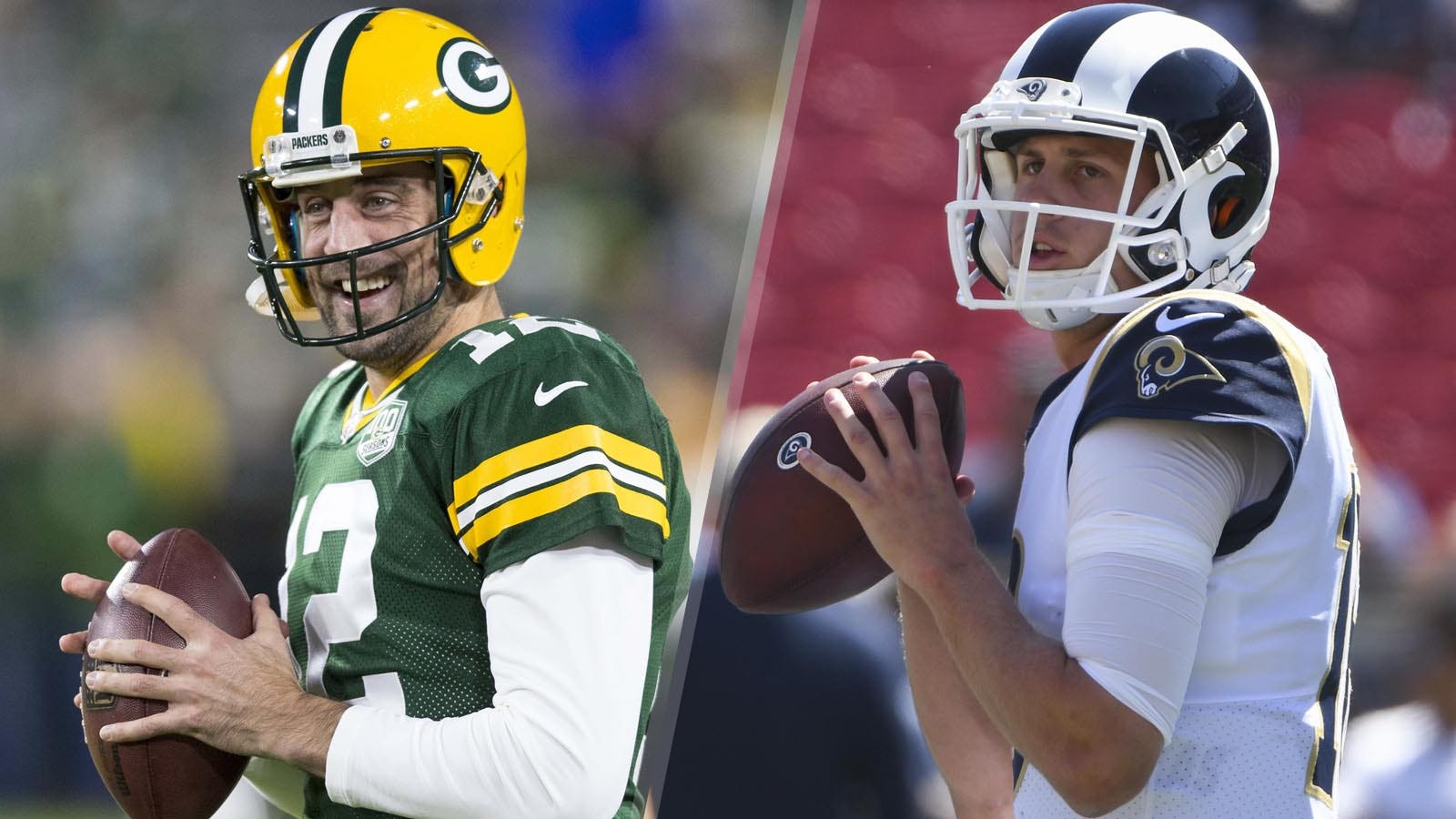Preview Rodgers Is Healthy But Packers Are Big Underdogs Vs Rams Fox Sports