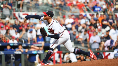 The Braves' slimmer margin for error caught up to them