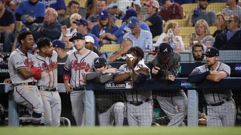 Clayton Kershaw pushes Braves to brink of playoff elimination
