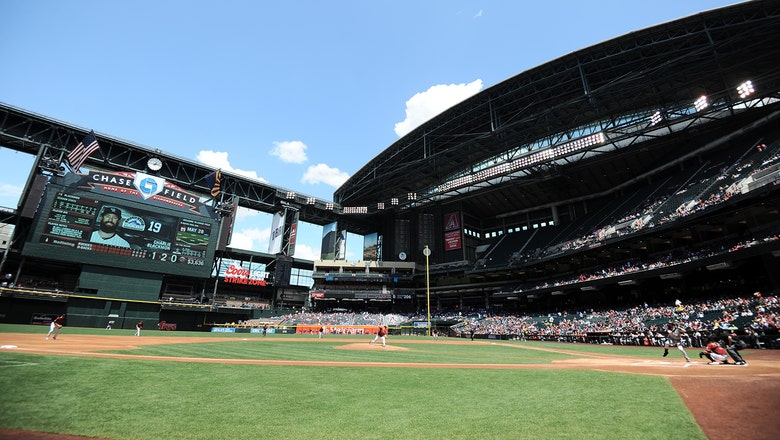 D-backs to switch from grass to artificial surface