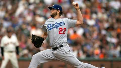 3. Braves will have to solve Clayton Kershaw in crucial Game 2