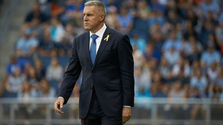 Peter Vermes win MLS Sporting Executive of the Year for 2018