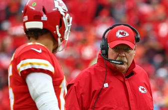 Chiefs' Reid is pulling out the stops and opposing defenses are left gasping