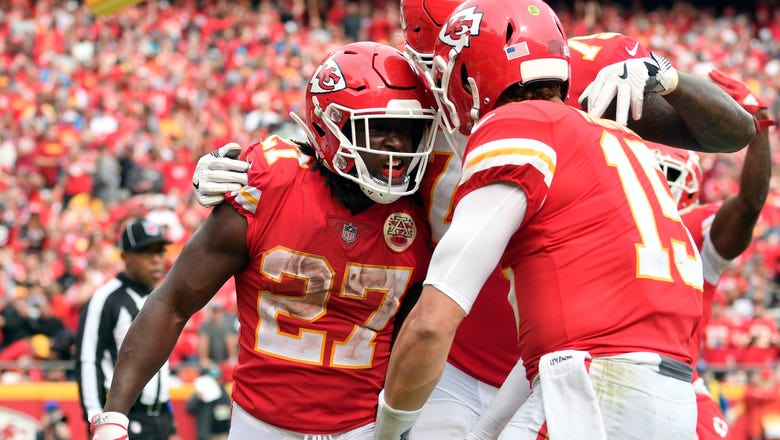 High-flying Chiefs welcome Bengals' banged-up D to Arrowhead
