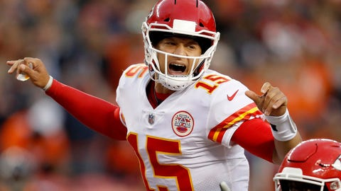 Chiefs come up short against Patriots