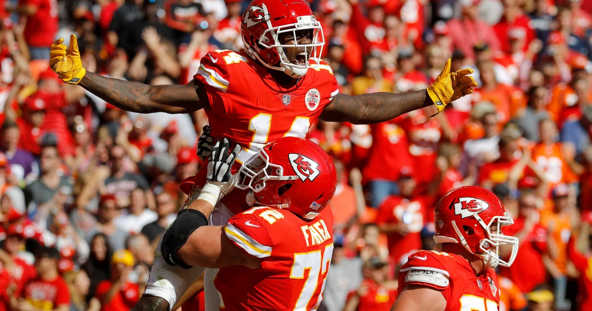 Chiefs Hope To Get Healthy Iron Out Issues During Bye