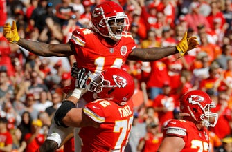 Chiefs' Watkins has matured from me-first to team-first wideout