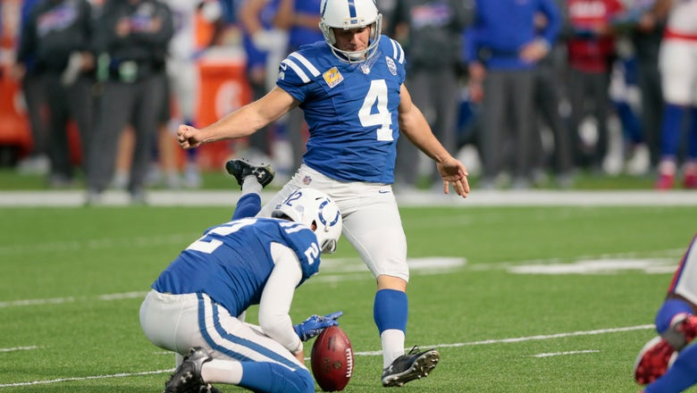Groin injury could delay Vinatieri's pursuit of NFL scoring record