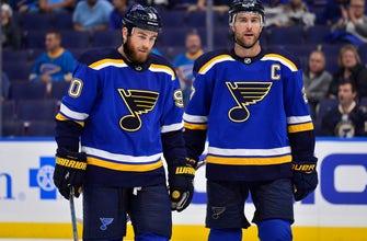 New-look Blues hope to mesh better against Blackhawks
