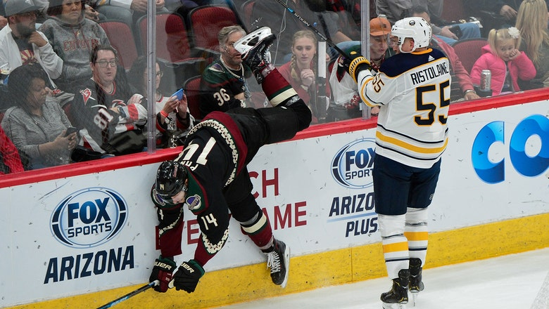 Coyotes shut out for 3rd time in 4 games
