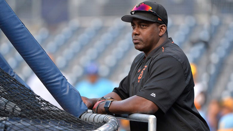 Giants bench coach Meulens to interview with Twins