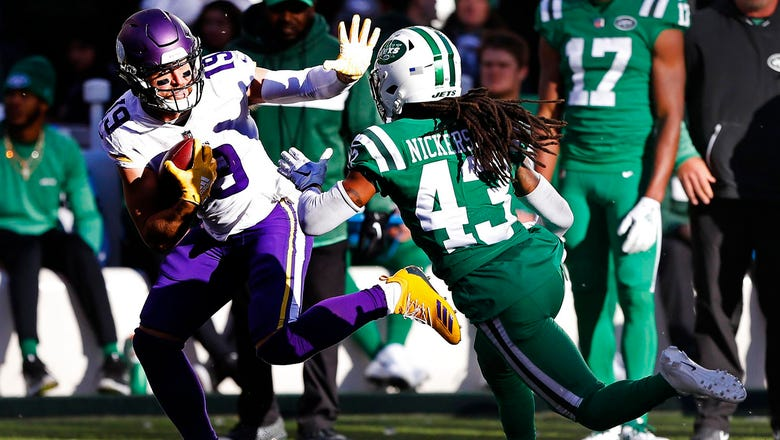 Upon Further Review: Vikings at Jets