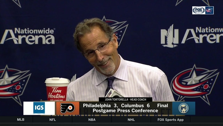 Torts on protecting the lead: 'We were okay. Just okay'