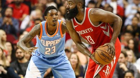 Houston Rockets (10/21)