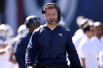 Colin Cowherd: 'Sean McVay is the next Bill Belichick' in this league