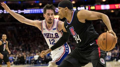Philadelphia 76ers (11/1)