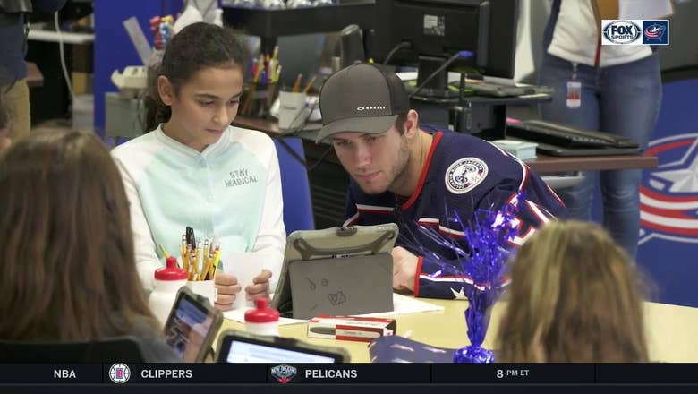 Science meets hockey: Ryan Murray goes back to school